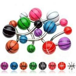 Piercing ombligo UV 41 - Basket