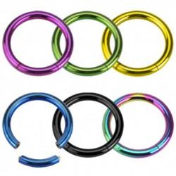 Piercing anillo 1,6mm 11 - anillo roto PVD