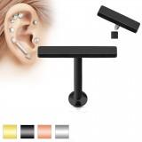 Piercing micro-labret 99 - línea platoe C