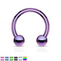 Piercing circular 05 - PVD Bolas