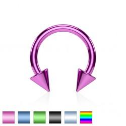 Piercing micro-circular 04 - PVD Picos