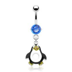 Piercing ombligo pingouin ventre hueco (40)