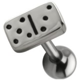 Piercing lengua 125 - Domino