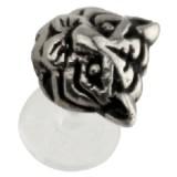 Piercing micro-labret PTFE 85 - gato