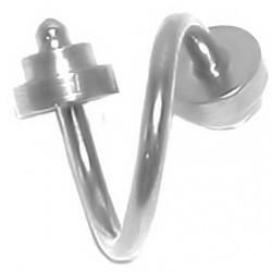 Piercing micro-espirale 11 - Escalier