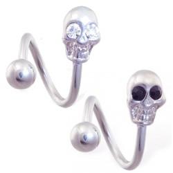 Piercing espirale 22 - Dead