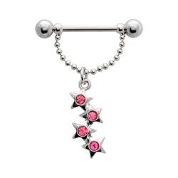 Piercing teton estrella 05 - durantees