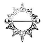 Piercing teton sol imaginario (54)