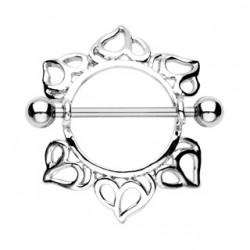 Piercing teton escudo abscaracterística A (42)
