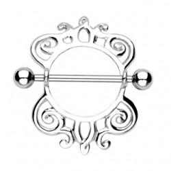 Piercing teton escudo abscaracterística B (44)
