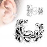 Falso-piercing oreja 61 - Flower