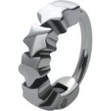 Piercing helix 110 - anillo estrella