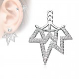 Jacket oreille 22 - Multistrass puntous