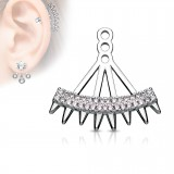 Jacket oreille 20 - Multistrass y Picos