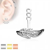 Jacket oreille 13 - hoja