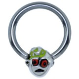 Piercing anillo 1,6mm 124 - Funny zombie E