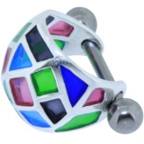 Piercing helix 117 - Rosone A
