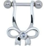 Piercing helix 122 - pajarita