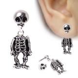 piercing oreja original 12 - esqueleto