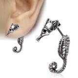 piercing oreja original 13 - caballito de mar