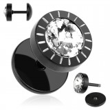 Falso-expender acero 150 - negro zircona y características