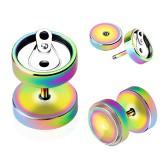 Falso-expender acero 03 - patito rainbow