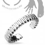 Anillo falange ajustable lujo (43)