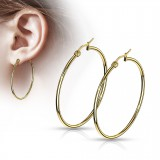 Boucles Pendiente criollas 69 - Gold-ip