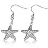 Crochet de acero 112 - estrella de mar