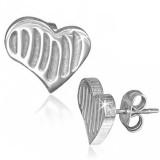 Stud de acero 176 - corazón