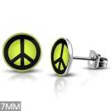 clavos logos 29 - Peace and love