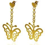clavos durantes 52 - Gold iP mariposa