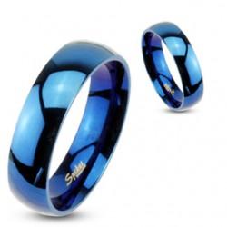 Anillo PVD 11 - sencillo azule