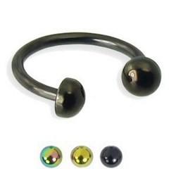 Piercing circular 30 - PVD medio-Bolas