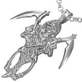 colgante gótico 16 - gran segadora