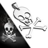 colgante gótico 18 - cabeza de la muerte platoe básico