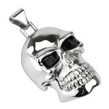 colgante gótico 28 - cabeza de la muerte