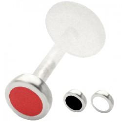 Piercing micro-labret PTFE 30 - ronda