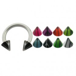 Piercing micro-circular 26 - UV basket Picos