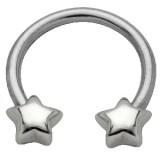 Piercing circular 36 - estrella