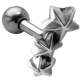 Piercing helix 114 - estrella