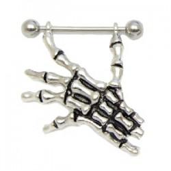 Piercing teton mano esqueleto (33)