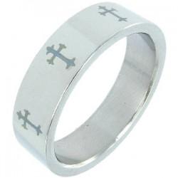 Anillo pequeñas cruz medievals B (12)