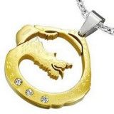 Colgante animal 06 - Dragon Gold-IP
